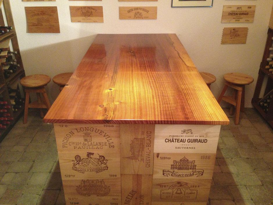 Table JRM